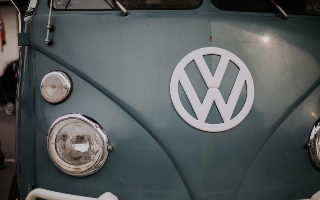 VW Rugbrødet – Et ikon runder 60